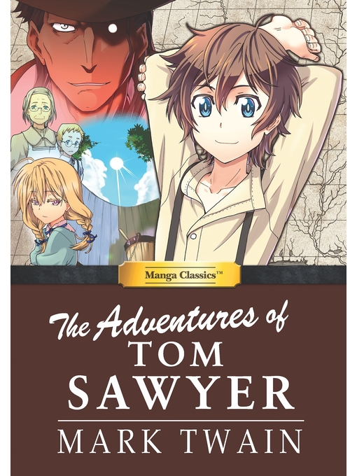 Cover image for book: The Adventures of Tom Sawyer: Digital Edition
