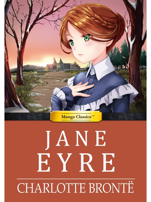 Cover image for book: Jane Eyre: Digital Edition