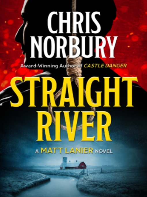 Straight River A Matt Lanier Novel