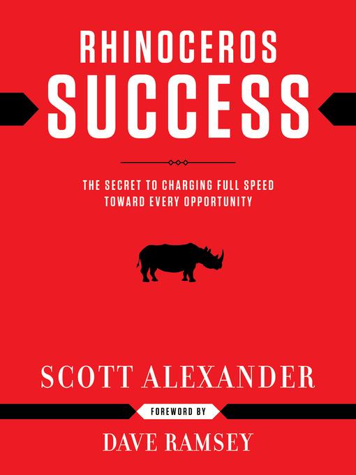 Title details for Rhinoceros Success by Scott Alexander - Wait list