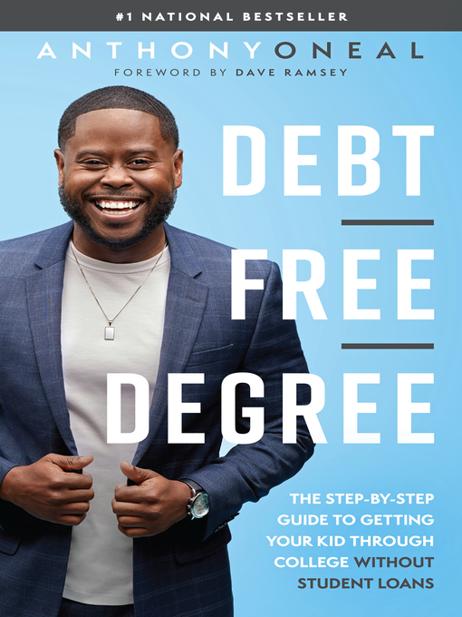 Cover of Debt Free Degree