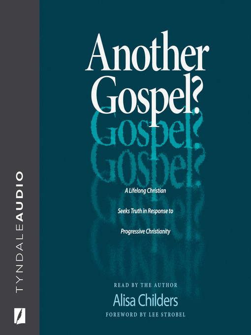 Title details for Another Gospel? by Alisa Childers - Wait list