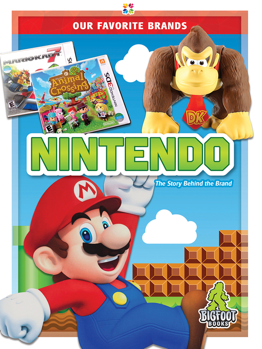Title details for Nintendo by Martha London - Available