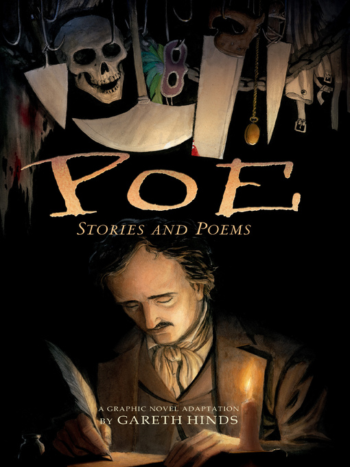 Cover image for book: POE: Stories and Poems