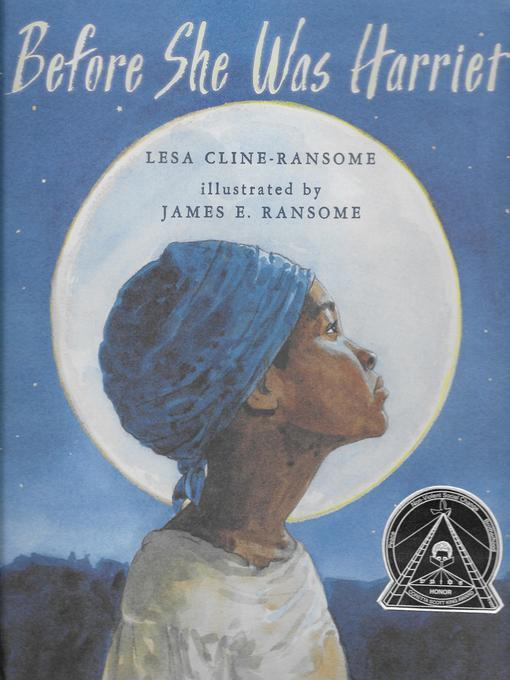 Cover of Before She Was Harriet