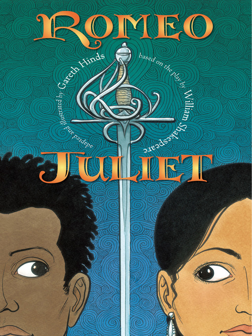 Cover image for book: Romeo & Juliet
