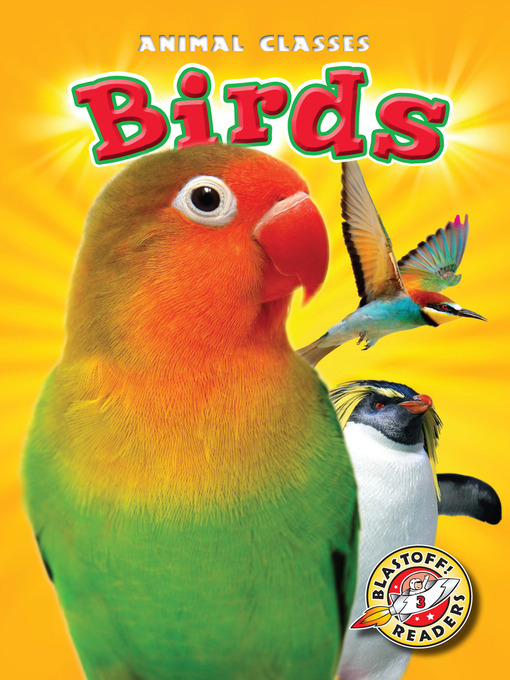 Cover image for book: Birds
