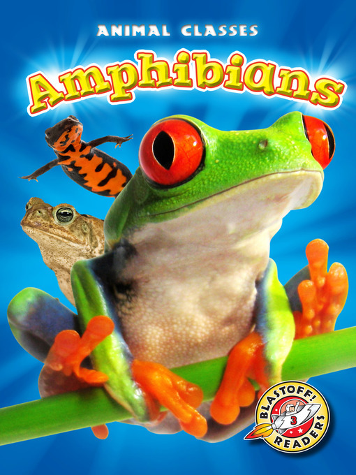 Cover of Amphibians