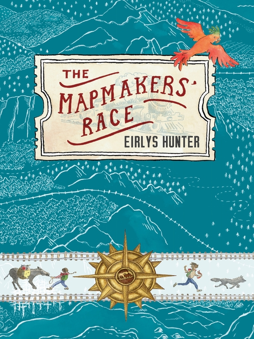 Title details for The Mapmakers' Race by Eirlys Hunter - Available