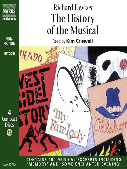 Title details for The History of the Musical by Richard Fawkes - Available