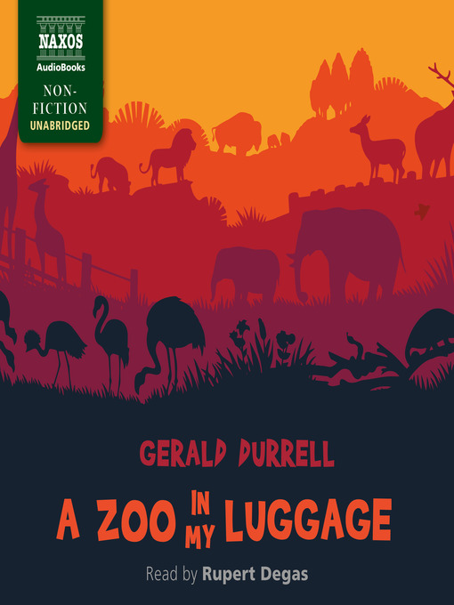 Title details for A Zoo in My Luggage by Gerald Durrell - Wait list