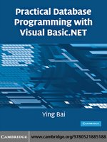 Practical Database Programming with Visual Basic NET by Ying Bai