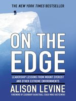 Click here to view eBook details for On the Edge by Alison Levine