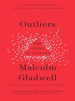 Click here to view eBook details for Outliers by Malcolm Gladwell