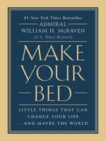 Click here to view eBook details for Make Your Bed by William H. Mcraven