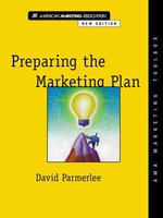 Preparing the Marketing Plan