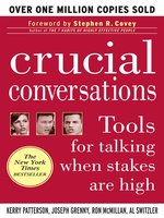 Click here to view eBook details for Crucial Conversations by Kerry Patterson