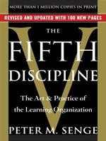Click here to view eBook details for The Fifth Discipline by Peter M. Senge