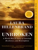 Click here to view eBook details for Unbroken by Laura Hillenbrand