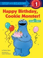 Happy Birthday, Cookie Monster