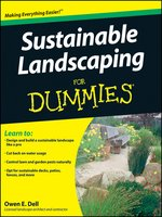 Sustainable Landscaping For Dummies®