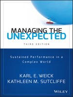 Click here to view eBook details for Managing the Unexpected by Karl E. Weick