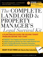 Complete Landlord and Property Managers Legal Survival Kit