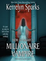 how to marry a millionaire vampire book review