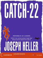 Click here to view Audiobook details for Catch-22 by Joseph Heller