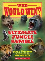 Cover of Ultimate Jungle Rumble (Who Would Win?)