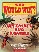 Cover of Ultimate Bug Rumble