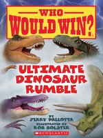 Cover of Ultimate Dinosaur Rumble