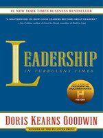 Click here to view eBook details for Leadership by Doris Kearns Goodwin