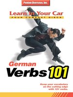 Learn in Your Car German Verbs 101