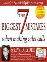 7 Biggest Mistakes When Making Sales Calls