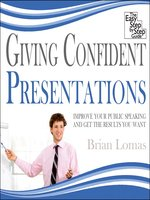 Giving Confident Presentations