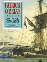 Click here to view Audiobook details for Master and Commander by Patrick O'Brian