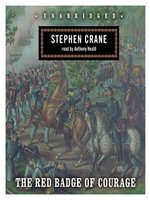 Click here to view Audiobook details for The Red Badge of Courage by Stephen Crane