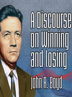 A Discourse on Winning and Losing