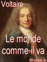 Click here to view eBook details for Le monde comme il va by Voltaire