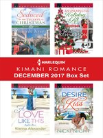 Harlequin Kimani Romance December 2017 Box Set