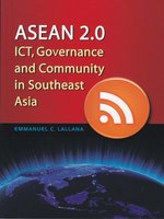 Click here to view eBook details for ASEAN 2.0 by Emmanuel C. Lallana