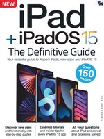 Cover of iPad + iPadOS 15 The Definitive Guide