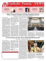 Cover of Catholic Family News