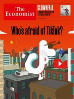 Cover of The Economist Asia Edition
