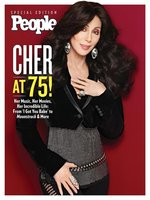 Cover of PEOPLE Cher