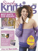 Simply Knitting
