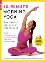 Cover image for 10 Minute Morning Yoga: 10 Minute Morning Yoga