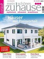 Cover of mein schönes zuhause°°° (das dicke deutsche hausbuch, smarte öko-häuser)