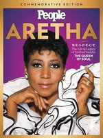 Cover of PEOPLE Aretha Franklin